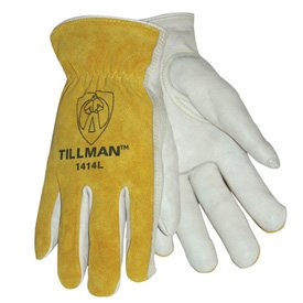 (Leather Tillman™ 1414 Top Grain Cowhide Drivers Gloves - XX-Large)