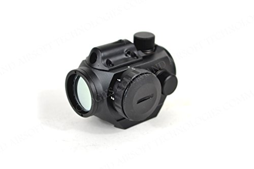 NcStar Vism Micro Green Dot Sight with Integrated Red Laser,