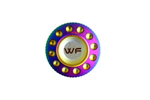 WeFidget Original Mini UFO Fidget Spinner, Super Discrete, Premium Finish, Replaceable Bearings. by WeFidget (Image #6)