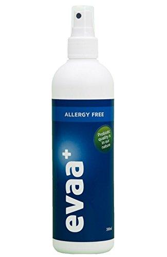 EVAA+ Spray Contra Alergias | Anti Ácaros con Probioticos 300 ml | Producto Sostenible | Bio