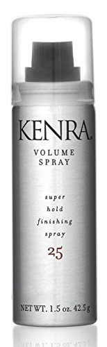 (Kenra Volume Spray Hair Spray #25, 55% VOC, 1.5-Ounce)