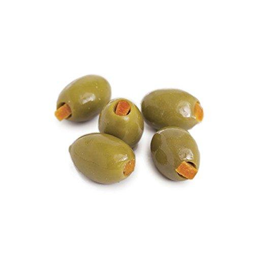 Divina Citrus Stuffed Olives - 2 x 5 Pound Bags