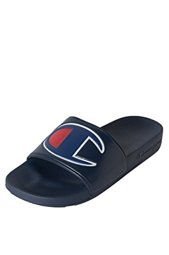 2be2fea366c Champion Womens Ipo Big C Logo Slide Sandal -Navy Navy 8 for sale Delivered  anywhere in