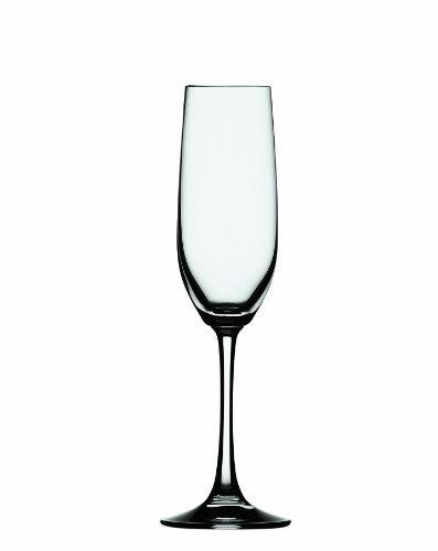 e Champagne Flute, 9-1/9-Ounce, Set of 2 by Spiegelau (Vino Grande Champagne Flute)