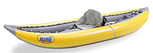 Aire Lynx (AIRE Lynx 1 Inflatable Kayak-Yellow)