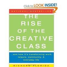 The Rise of the Creative Class Publisher: Basic Books