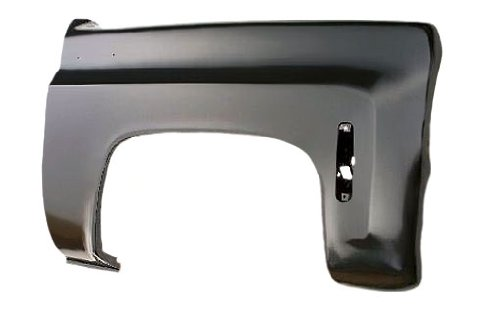 OE Replacement Chevrolet/GMC Front Passenger Side Fender Assembly (Partslink Number GM1241122)