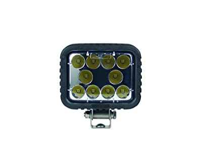 "SoundOff Signal EWLC1400TBDS0W 5"" Rectangular LED 1400 Lumen Spot Light"