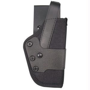 Uncle Mike's Kodra Nylon Standard Dual Retention Duty Jacket Holster (21, Right Hand) ()
