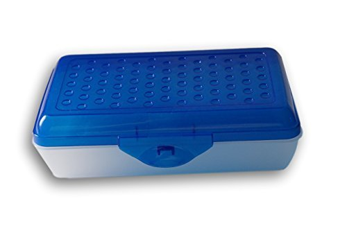 Casemate Blue Transparent Dots Pencil Case (Dot Box)