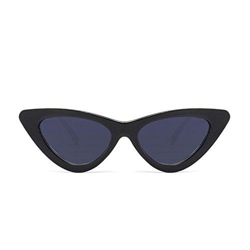 Petites Lunettes De Soleil En Yeux De Chat Pointues,OverDose Femme Intégré UV Mode Sunglasses J