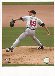 Tim Hudson Unsigned 8x10 Photo Atlanta Braves