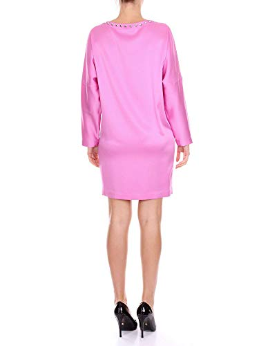 Moschino A04300534 Donna Couture Vestiti Lilla rZ85rxwq