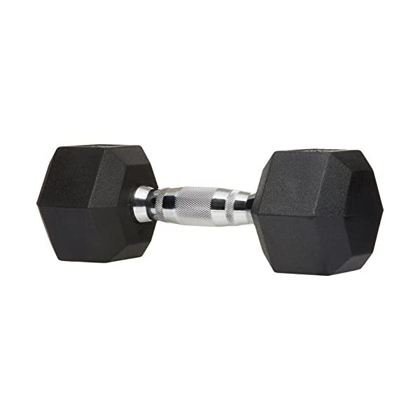 AmazonBasics-Rubber-Encased-Hex-Hand-Dumbbell-Weight