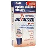 Scar Zone Advanced Skin Care Scar Cream, 0.75 oz