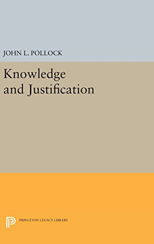 Knowledge and Justification