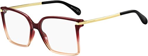Eyeglasses Givenchy GV 0110 04TL Fchs Peach / 00 Demo Lens