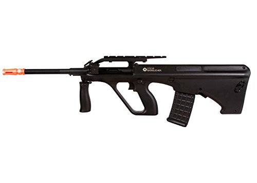- ASG 50026 Steyr AUG A2 Airsoft Rifle Value Pack