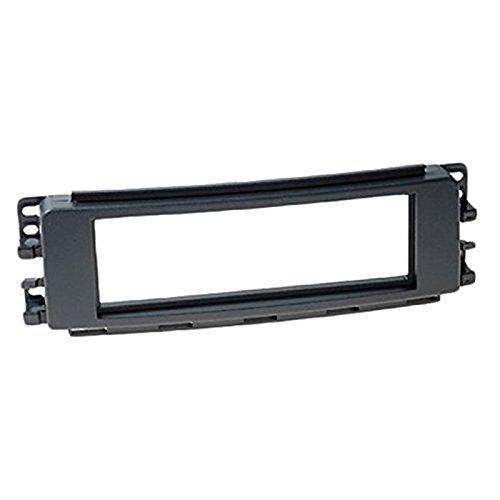 Kit Montage Adaptateur Cadre de Radio fa/çade autoradio 1 DIN Smart FORFOUR 1 DIN