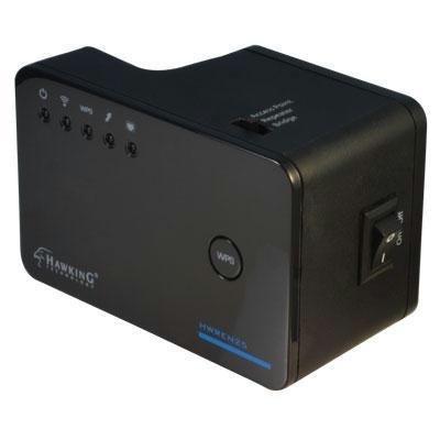 Wireless 300n Mf Extender by Hawking Technology