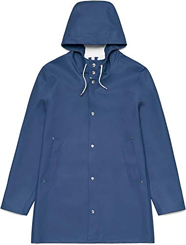 STUTTERHEIM Stockholm Raincoat Jacket XX-Large Indigo