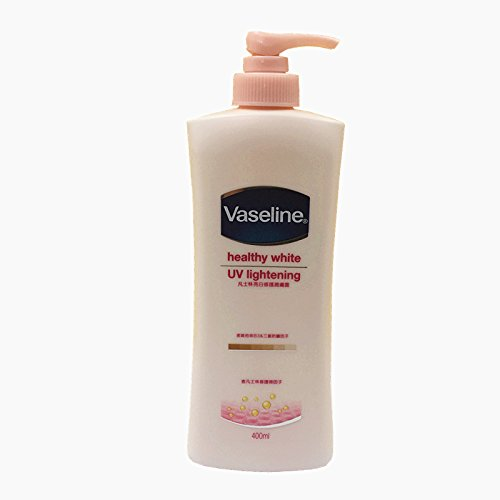 Vaseline Healthy white UV lightening Vitamin B3 body Lotion moisture 400ml