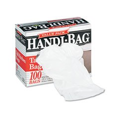 WBIHAB6FK100 - Handi-bag Super Value Pack Trash Bags