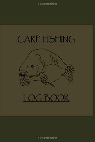 Carp fishing log book