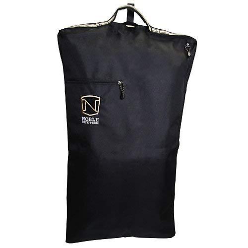 (Noble Equestrian Show Ready Garment Bag Merlot)