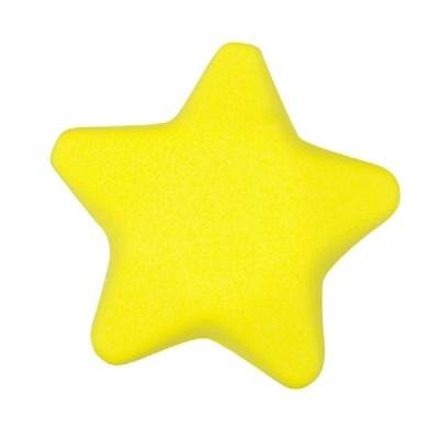 3-inch Squeeze Star (Bulk Pack of 12 Stars) (Reliever Stress Star)