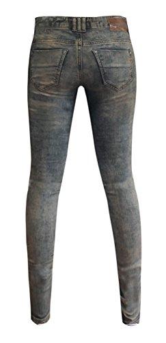 Zhrill Zhrill Donna Zhrill Blue Donna Blue W7106 Jeans W7106 Jeans Jeans W7106 Blue Donna aq1wUaz