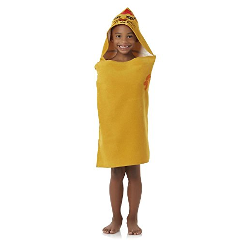 [Disney The Lion Guard Hooded Towel - Kion] (Twin Halloween Costumes For Sale)