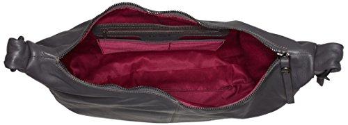 Gris hombro Quarz Mujer Bag de Think 16 bolsos y Shoppers w46KHFX0q