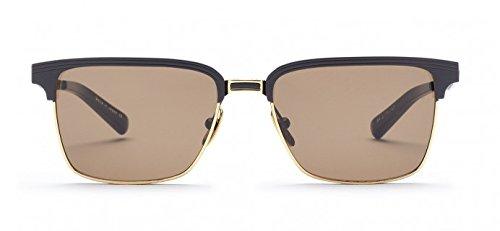 1cbc116dd2b DITA Luxury Eyewear Sunglasses Aristocrat DRX-2076-A-BLK-GLD-54 Gold ...