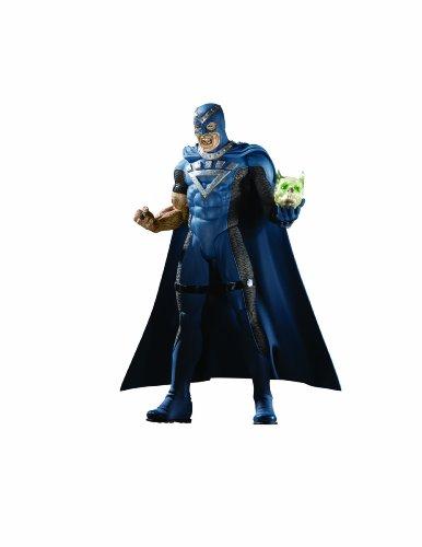 English Black Lantern - Blackest Night Series 4: Black Hand Action Figure