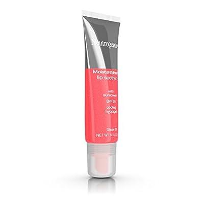 Neutrogena Moistureshine Lip Soother Gloss, Spf 20, Glaze 60, .35 Oz
