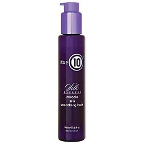 It's a 10 Haircare Silk Express Miracle Silk Smoothing Balm,