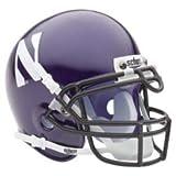 NCAA Northwestern Wildcats Mini Helmet