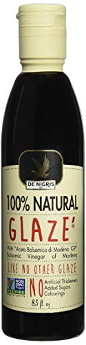 De Nigris 100% Natural Glaze Balsamic Vinegar