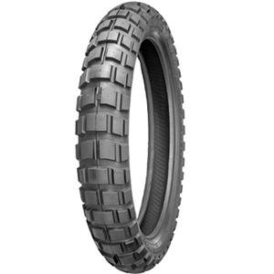 Shinko 804 Series Dual Sport Front Tire - 100/90-19/Blackwall