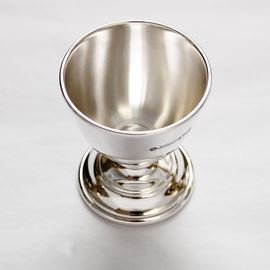da1bf317a235 Image Unavailable. Image not available for. Color: Sterling Silver Egg Cup