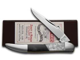SCHATT and Morgan schwarz Pearl and Weiß Pearl Corelon Corelon Corelon Toothpick Stainless Pocket Knife Knives B077S613K5     | Outlet Store  b90fe3