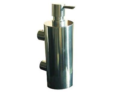 El baño – acero inoxidable satinado 500 ml montado en la pared dispensador de jabón