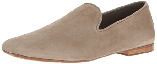 Vince Women's Bray Loafer Flat Grey Suede buy cheap visit new clearance online cheap real sale websites cheapest price sale online 0MREX