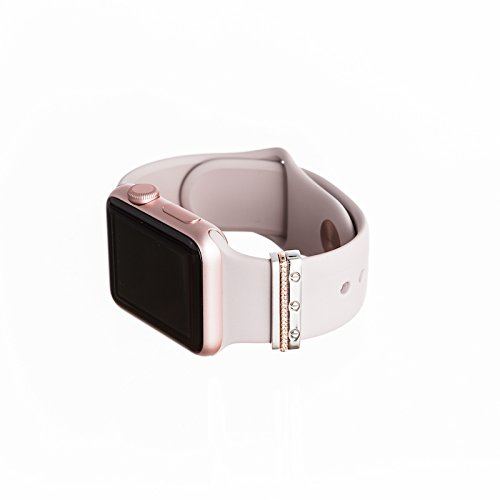 - Bytten Mini Glam Stack for Apple Watch (Rose Gold)
