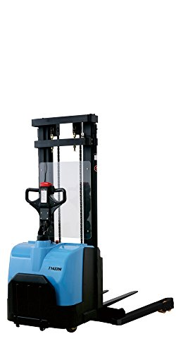 Eoslift-Electric-Stacker-Powered-Straddle-Forklift-3520lbs-Capacity-With-Folding-Standing-Platform-For-Handling-Stacking-Suitable-for-Narrow-Space-Warehouse-or-Factory