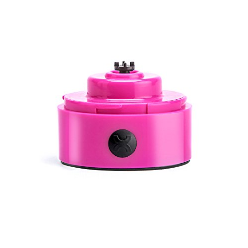 PROMiXX: The Original Vortex Mixer. Beautifully Engineered High-torque Battery-powered Protein Shaker/Blender Bottle with X-blade Technology. 100% Leak-proof Guarantee. 600ml/20oz. BPA-free.