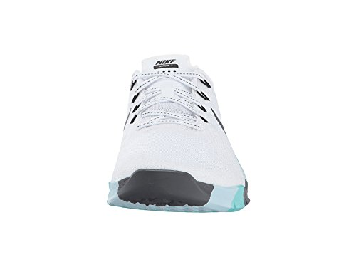 Nike T Polaire shirt grey Zip Pied White à Half Teal Wool Black Course Dark rqHwxSrC
