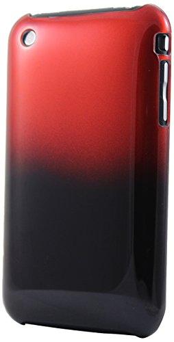 Katinkas KATIP31018 Hard Cover für Apple iPhone 3G/3GS Glaze rot