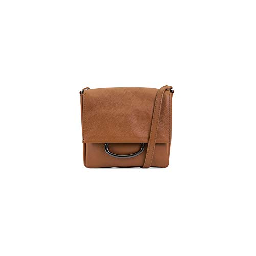 - Kooba Handbags Montreal Flap Crossbody,  Caramel, One Size